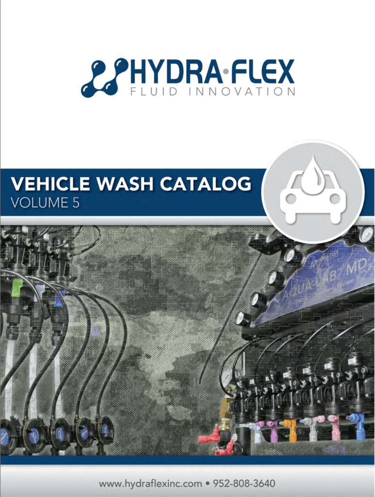40000031 Vehicle Wash Catalog