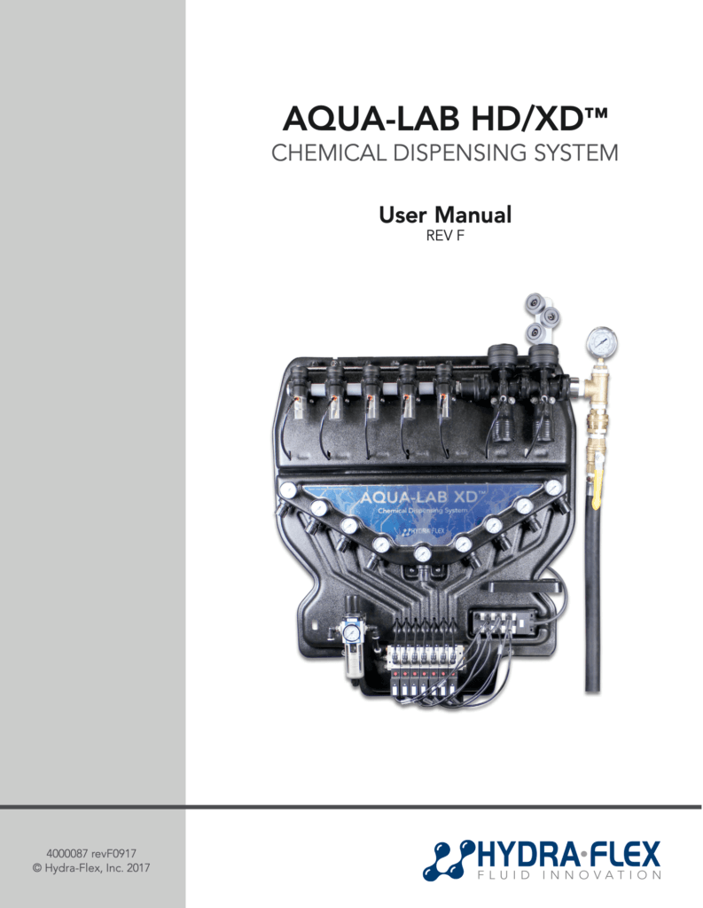4000087_Aqua-Lab_HD-XD_Manual_RevF0917