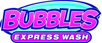 Bubble Express Logo