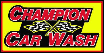 Champion Car Wash - Logo