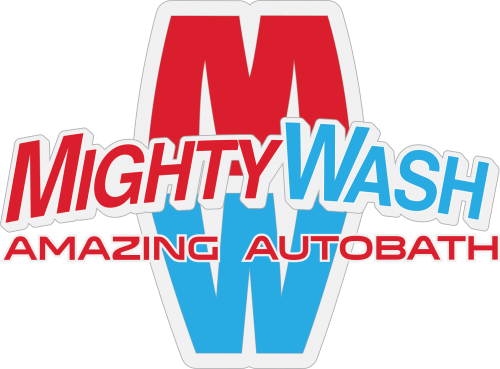 Mighty Wash Logo