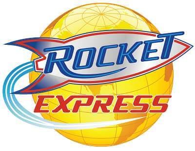 Rocket Express Logo