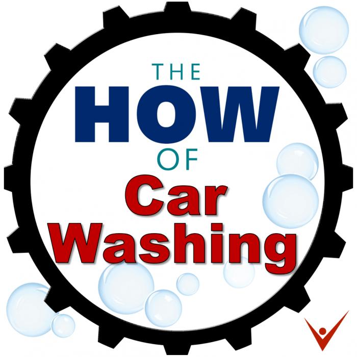 The How of Carwashing Logo